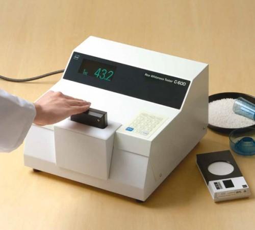 Máy đo độ trắng gạo C-600